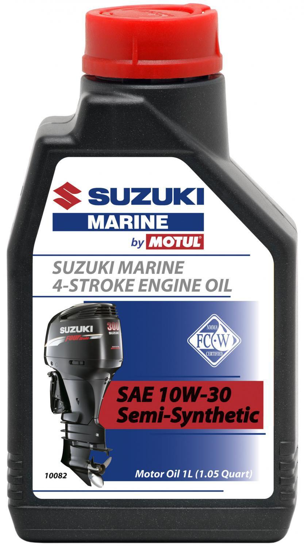 Motorový olej Suzuki marine 10W30 1 L