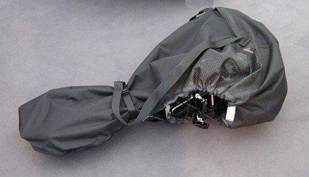 Zakrývací plachta pro lodní motor LUX 2,5-10Hp