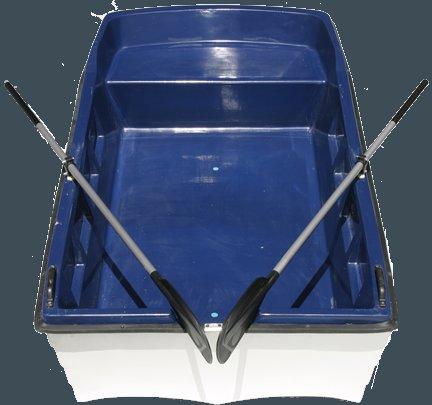 Pramice - rybářský člun 250 - rybářská loď