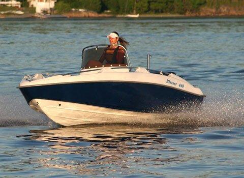 blesser 440-0 - motorový člun - loď