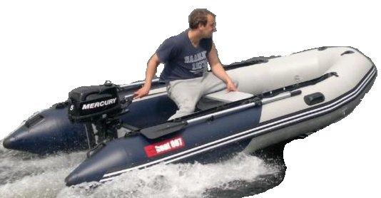 A 380 - nafukovací čluny boat007