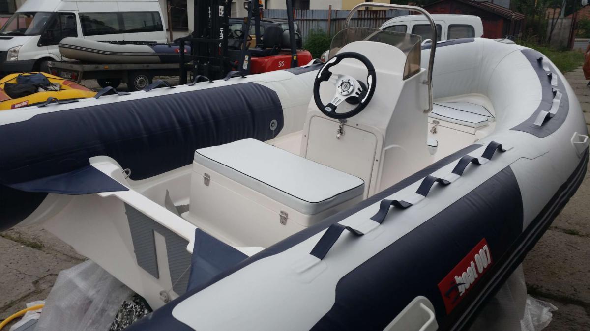 Rib 380 - nafukovací čluny boat007