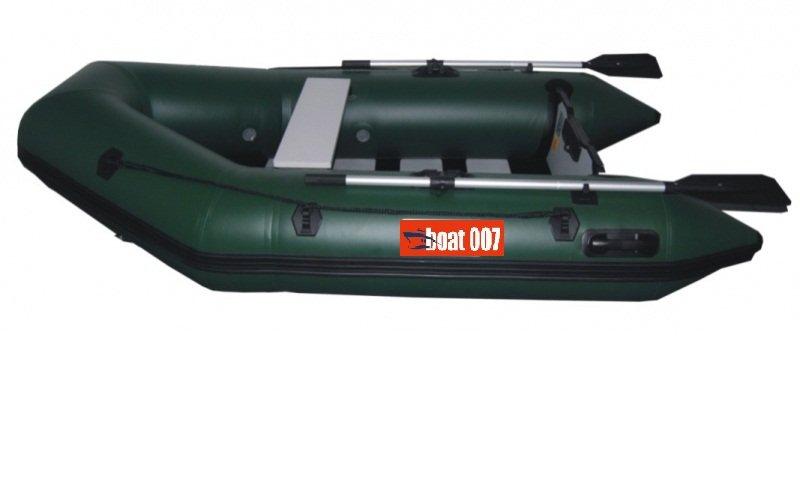 M200S - nafukovací čluny boat007 zelený