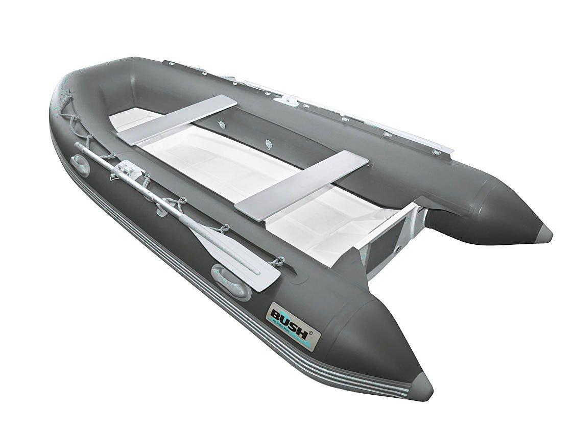Bush Classic 370 - nafukovací motorový člun