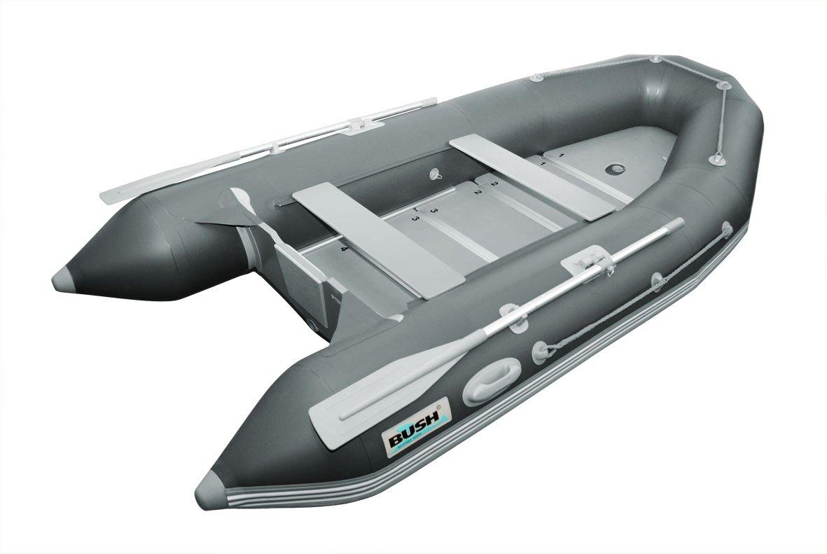 Nafukovací člun Bush Crab 400 + 20hp závěsný lodní motor Honda
