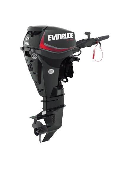 Lodní motor Evinrude E25 DRG krátká noha