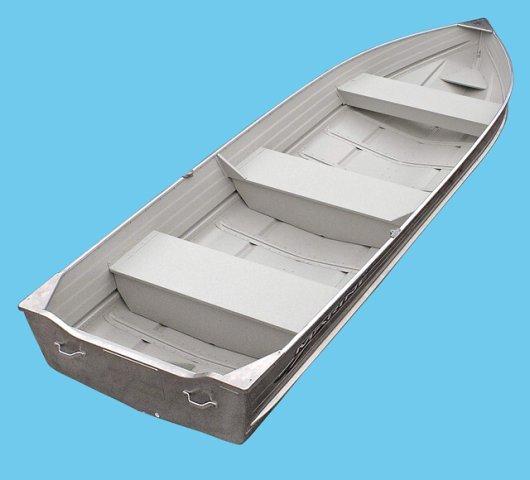 Hlinikový člun Typ 15S