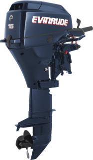 Lodní motor Evinrude B15 R4 krátká noha