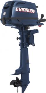 Lodní motor Evinrude B6 R4 krátká noha