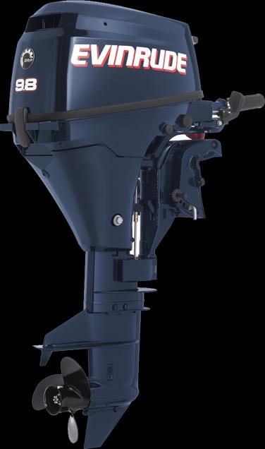 Lodní motor Evinrude B10 R4 krátká noha