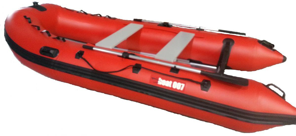 D320 - Nafukovací čluny boat007