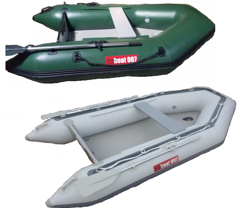 K320 KIB - Nafukovací čluny boat007 Šedý