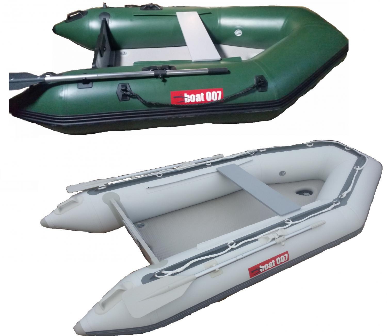 K270 KIB - nafukovací čluny boat007 zelený