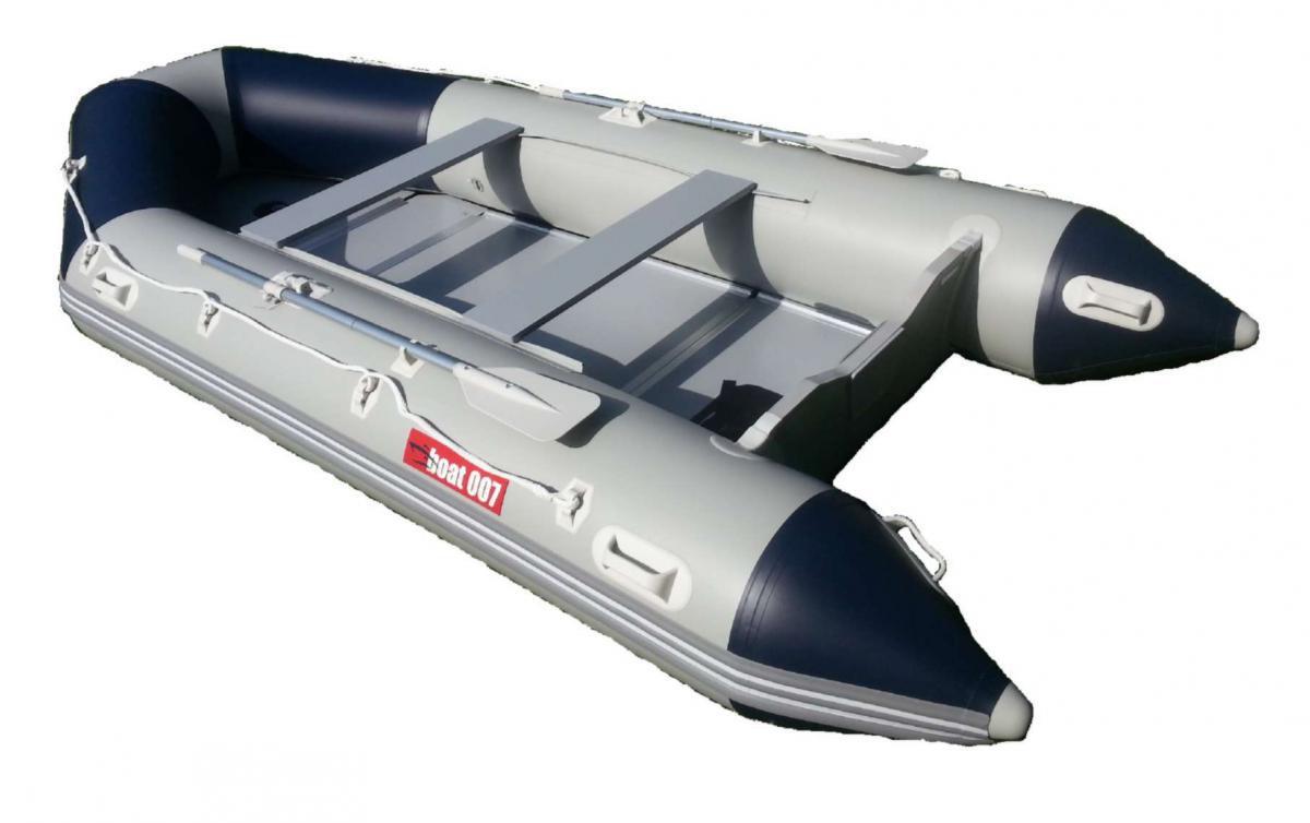 M 420 - Nafukovací člun boat007