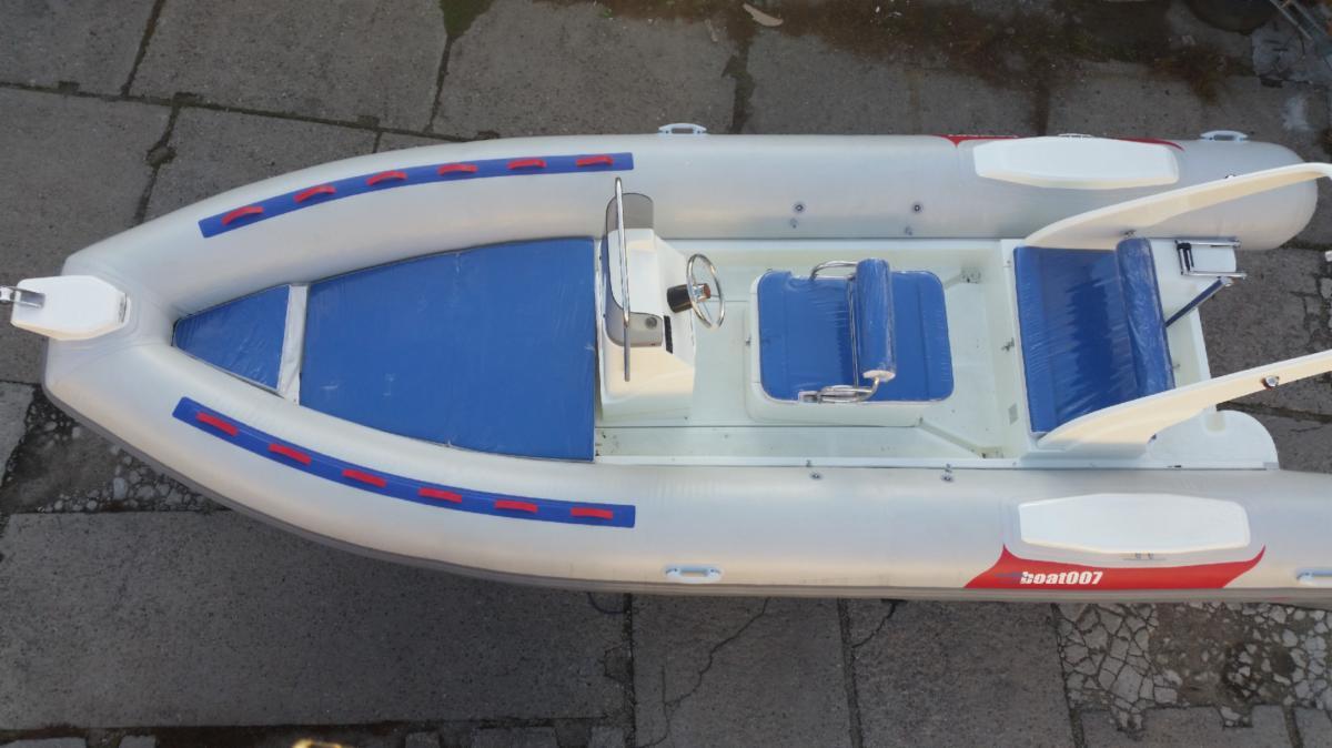 RIB 610 - nafukovací čluny boat007