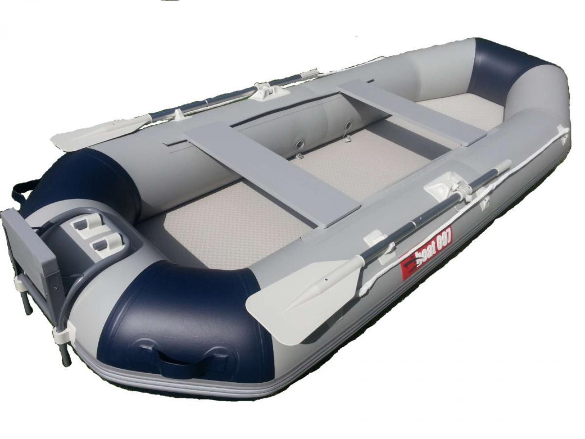 C320 Air - nafukovací čluny boat007
