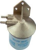 Palivový filtr pro lodní motory