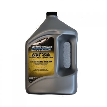 Olej QUICKSILVER PERFOMANCE SYNTHETIC BLEND DFI OIL 2-STROKE OUTBOARDS