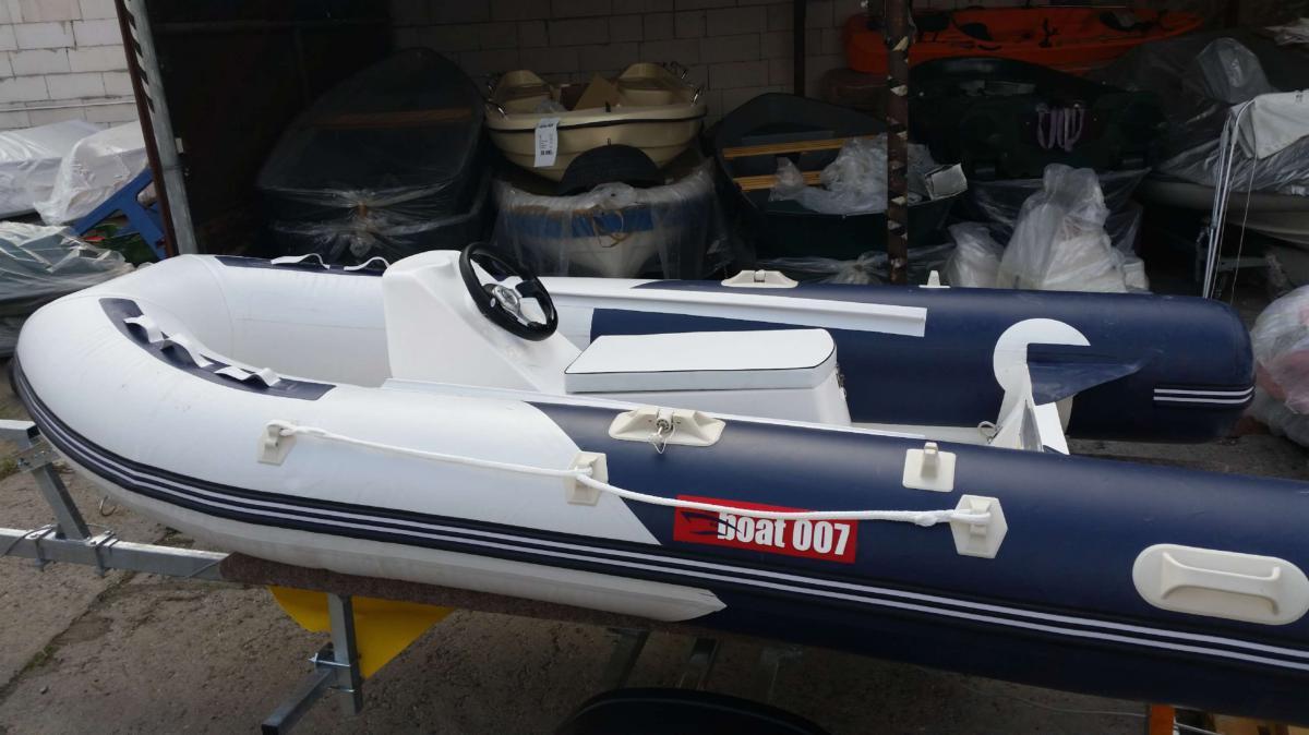 RIB 320 - nafukovací čluny boat007