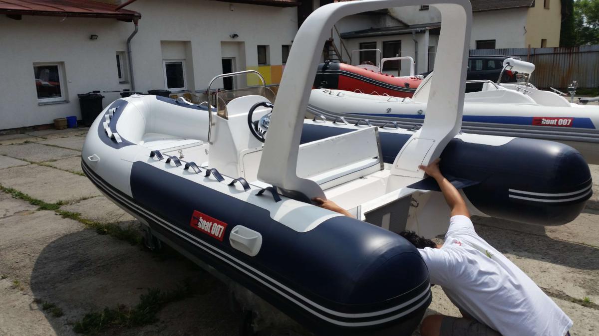 RIB 470 - boat007