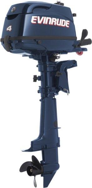 Lodní motor Evinrude B4 R4 4Hp krátká noha