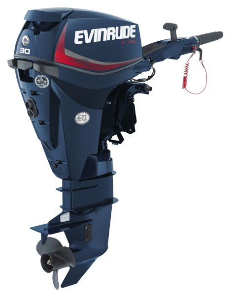 Lodní motor Evinrude E30 DRGL krátká noha