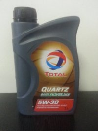 Total QUARTZ 9000 Future NFC 5W-30 1L