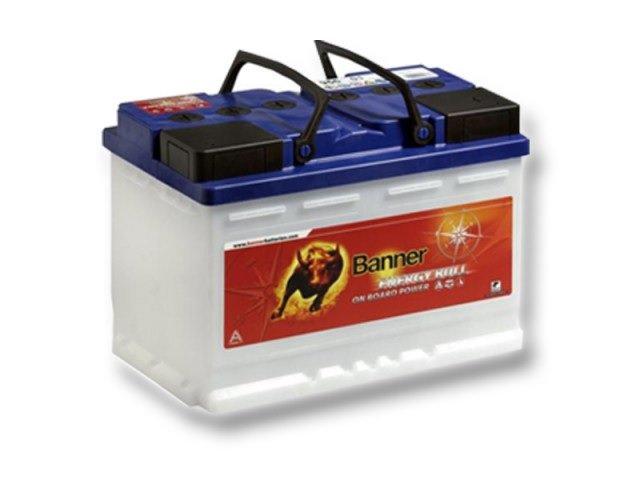 Trakční baterie Banner 100Ah